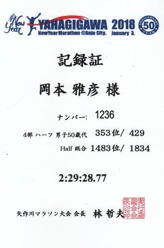 矢作川2018